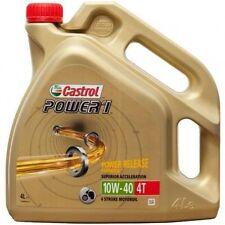 Lote Castrol Power 1 4T 10w40 ¡envio 24h filtro aire y aceite K&N Z750 1000
