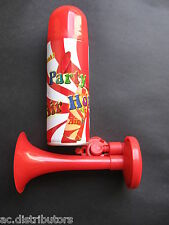 NEW AIR HORN Loud Horn - Football,Soccer,Car Rallys, Festivals,Sporting events