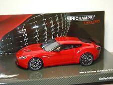 Aston Martin V12 Zagato 2012 - Minichamps 1:43 in Box *30627