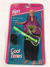 Vintage Barbie Ken Rockin' Fashion w Guitar Cool Times Fashions 1993 New