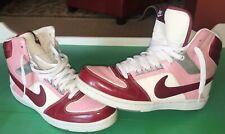 Nike Delta Force Lite High Hi Sensory Motion System 11 Pink Silver Red QS No Box