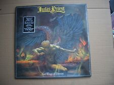 JUDAS PRIEST - SAD WINGS OF DESTINY - 180G SILVER MARBLED VINYL LP - NEW - 2018