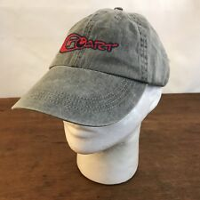 Go Cart GoCart Gray Cotton Adjustable Baseball Cap Hat CH24