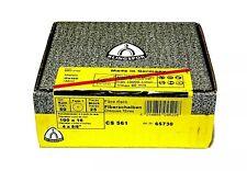 Klingspor Cs561 60 Rf Disc 4x58 60 Grit Qty 25