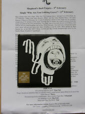 Mew - Why Are You Looking Grave? - 2 Track Promo CD