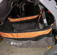BOB Revolution CE Stroller Single Replacement Lowboy BasketGray Orange 2011-15