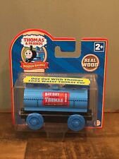 RARE Wooden Thomas Day Out With Thomas 2008 Water Tanker New In Box
