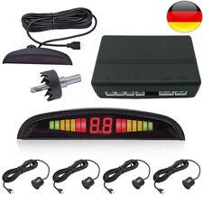 PDC Einparkhilfe 4 Sensoren zum Nachrüsten hinten Parkhilfe/Rückfahrwarner Audio