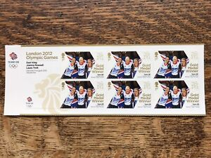 London 2012 Olympic Games, STAMPS,Cycling Women's Team Pursuit,MNH