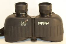 STEINER    8 x 30  binoculars         nice rugged     great view