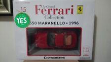 Deagostini 15 Ferrari Collection 1:24 550 Maranello 1996