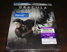 Dracula Untold (Steelbook Blu-ray/DVD, 2015, 2-Disc Set, Includes Digital Copy )