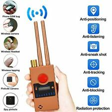 Anti-spy Detector,Hidden Camera Lens Detector Bug Sweeper Gps Rf Signal Finder