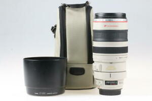 CANON EF 100-400mm f/4,5-5,6 L IS USM - SNr: 486646