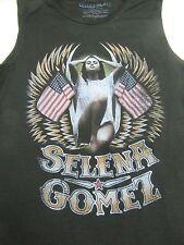 Selena Gomez Sleeveless T-shirt Women's Size XL