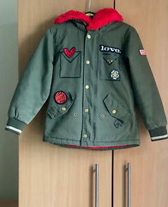 Little Marc Jacobs coat for girls age 8
