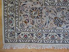 Handgeknüpfter Orientteppich Keschan Iran 4 m x 3 m mit Zertifikat und Quittung