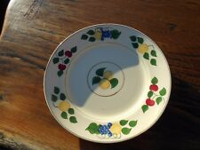 "1920's Adams Royal Ivory Titianware 1 x 9"" Plate"