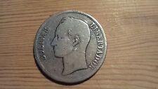 Used - BOLIVAR LIBERTADOR - Moneda de plata- 1903  - Usado - Item For Colecctors