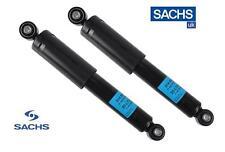 Nuovo 2x Sachs Ammortizzatore Post. (Coppia) per Fiat 500/500C & Ford Ka 2008
