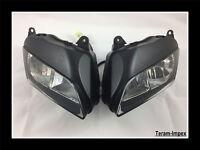 Optique de Phare pour Honda CBR 600 RR de 2007 2008 2009 2010 2011 2012 NEUF