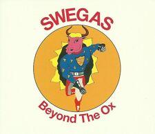 SWEGAS - BEYOND THE OX 1970 UK GROOVY FUNKY PROGRESSIVE HORN JAZZ ROCK BAND CD