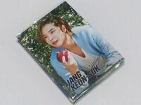 Jang Keun Suk KeunSuk Portable Photo Memo Pad KPOP Korean Movie Drama Actor Star