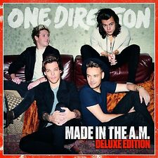 ONE DIRECTION - MADE IN THE A.M. - NEW DELUXE CD ALBUM