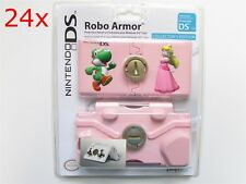 Mario & Luigi Yoshi Princesse Pêche Nintendo DS Lite 3ds NDSL Robo Armor Coque