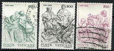 Vatican City 1982 SG#787-9 Gregorian Calendar Used Set  #D14909