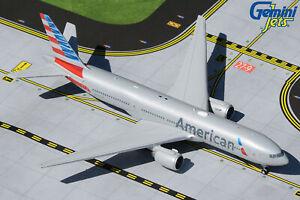American Airlines Boeing 777-200ER Gemini Jets GJAAL1869 Scale 1:400 IN STOCK