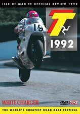 Isle of Man TT - Official Review 1992 (New DVD) Motorcycle Road Racing Bike