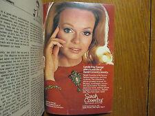 1974 TV Guide(LYNDA DAY GEORGE/J D CANNON/SOUL TRAIN/DON CORNELIUS/ROBERT MORLEY