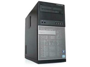 Dell Optiplex 7010 TOWER i7 3770 QUAD 3.4GHz 8GB 128GB SSD DVDRW Win 10 PRO
