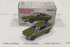 TOMICA LIMITED VINTAGE LV-N37b Mitsubishi Galant GTO 2000 GSR Green