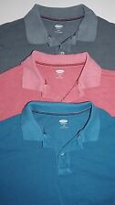 Old Navy Short Sleeve Pique POLO Shirt (LOT of 3) Young Men's Size Large L