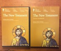 Teaching Company Great Courses The New Testament 4 DVD Set + Course Guidebook