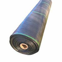 Heavy Duty Woven Weed Control Fabric 1m, 2m, 3m, 4m, 5m Widths