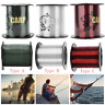 500m Super Strong Nylon Braided Fishing Line Thread Cord Fishing Tackle Tool New