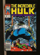 Incredible Hulk no 339 US MARVEL