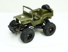 """TAMIYA Vintage Wild Willy M38 Jeep Radio Controlled Car """"Sold As Is"""" from Japan!"""