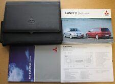 MITSUBISHI LANCER HANDBOOK OWNERS MANUAL 2003-2007 WALLET PACK 10829