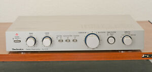 Technics SU-C01 pre-amplifier MM/MC phonot stage - Rare World Voltage