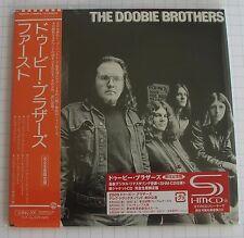 DOOBIE BROTHERS - The Doobie Brothers JAPAN SHM MINI LP CD NEU! WPCR-13653