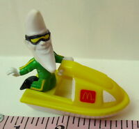 Make it Mac Tonight Jet Ski Toy McDonald's Happy Meal