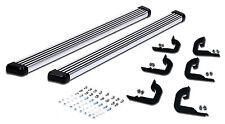 2003-2010 Hummer H2 Running Boards side steps nerf bar chrome aluminum