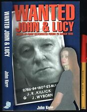 Sydney Silverwater Prison HELICOPTER 1979 Escape WANTED JOHN & LUCY 296pg VGC++