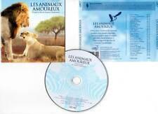 LES ANIMAUX AMOUREUX - Chants d'animaux (CD BOF/OST) L.Charbonnier 2007