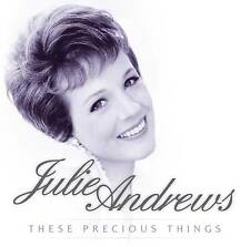 CD JULIE ANDREWS THESE PRECIOUS THINGS SO IN LOVE LONDON PRIDE I'M OLD-FASHIONED