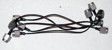 """ONE 5"""" ASTRO-BOA-FLEX COAX CABLE WITH SMA 12 GHz"""